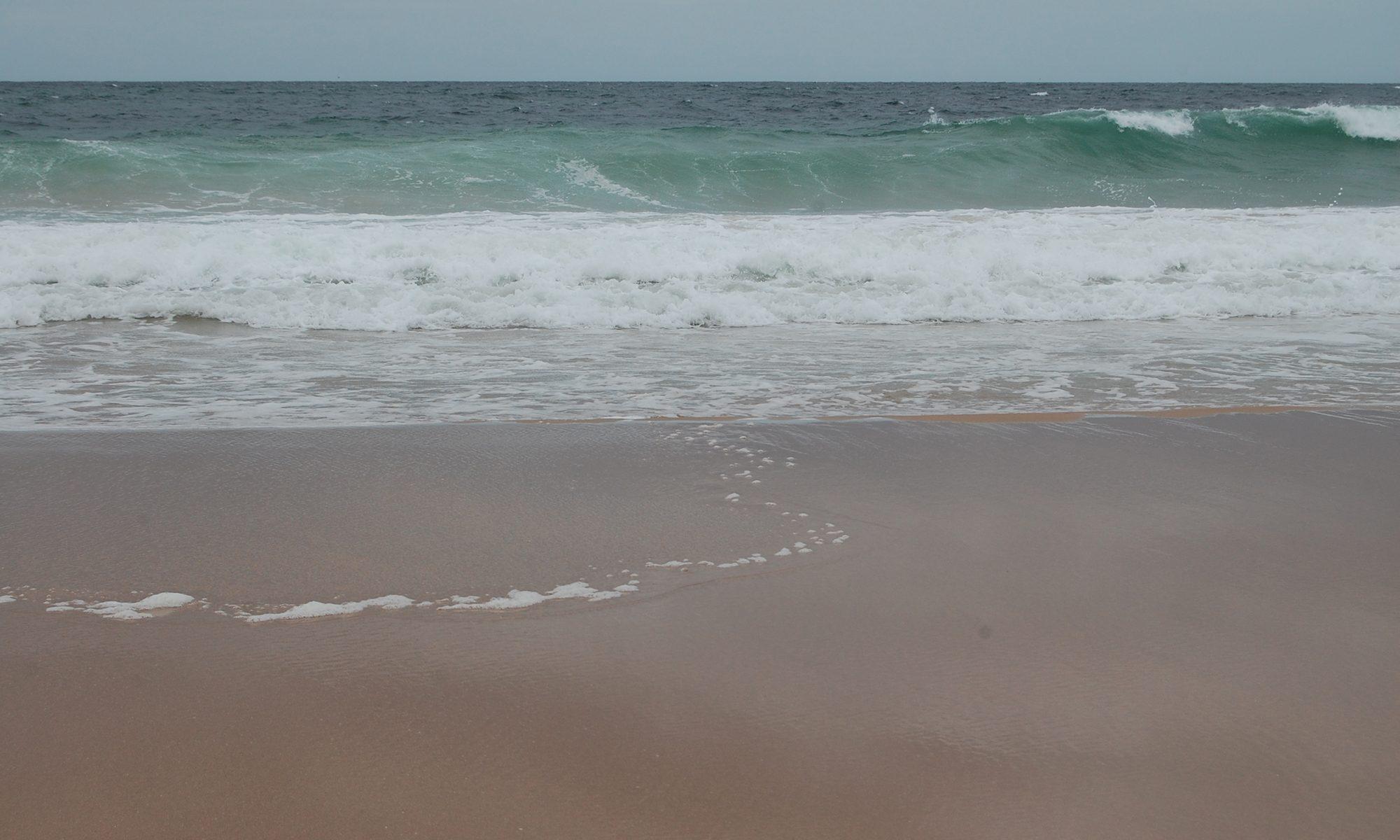 Rattray Head sands